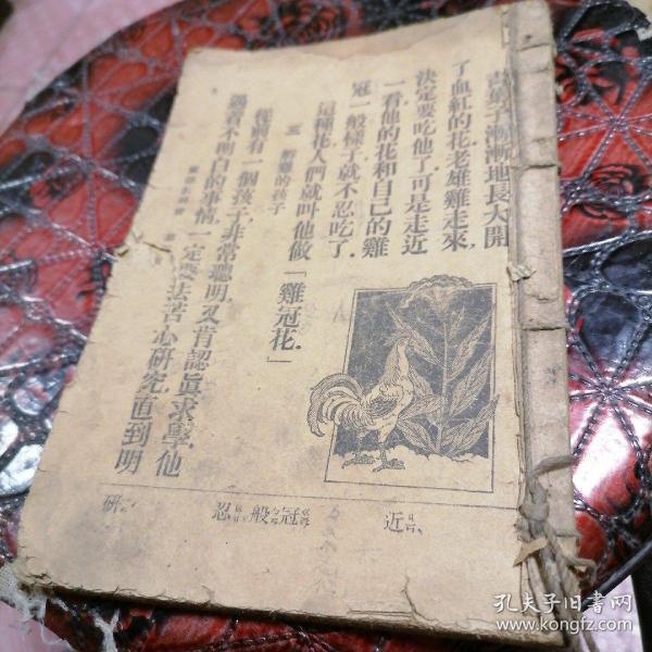 复兴教科书国语第五册