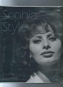 SOPHIA STYLE RARE SIGNED BOOK