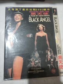 黑天使 DVD电影 大导演丁度巴拉斯作品
