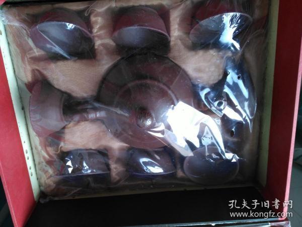 宜兴华艺紫砂茶壶套装