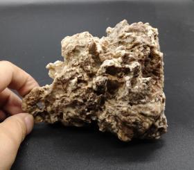 包真天然新疆戈壁风凌石大山子3(天然原石)