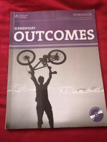 OUTCOMES/ ELEMENTARY WORK BOOK(含CD)