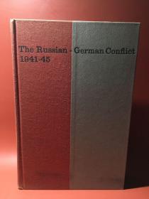 英文原版:The Russian-German conflict 1941-45