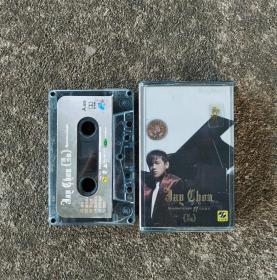 JAY 周杰伦 十一月的肖邦 老磁带