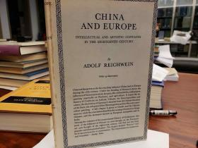 China and Europe, Intellectual and Artistic Contacts in the Eighteenth Century