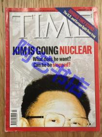 【现货】时代周刊杂志(亚洲版) Time Magazine, 2009年,Kim,珍贵史料,.