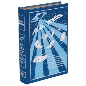 时间机器 H. G. Wells: The Time Machine 英文原版