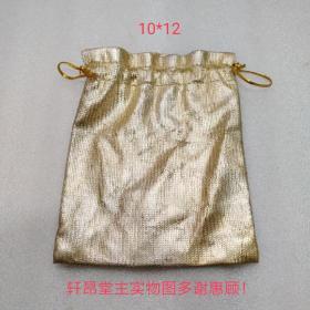 金色小布袋
