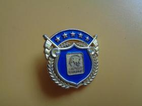 亚太酒店物业帽徽章