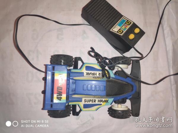 经典怀旧玩具:80-90年代老电动电子赛车