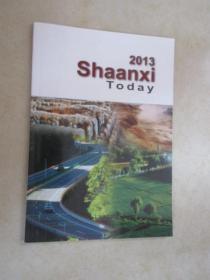 英文书:2013  SHAANXI   TODAY   共79页  16开  详见图片