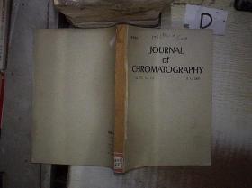 JOURNAL  OF  CHROMATOGRAPHY 1977 VOL  774   NO 1/2  色谱杂志  。