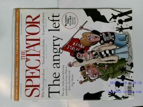 The Spectator 2015/04/18 英国旁观者文化英文学术原版杂志