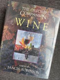 现货 The Oxford Companion to Wine