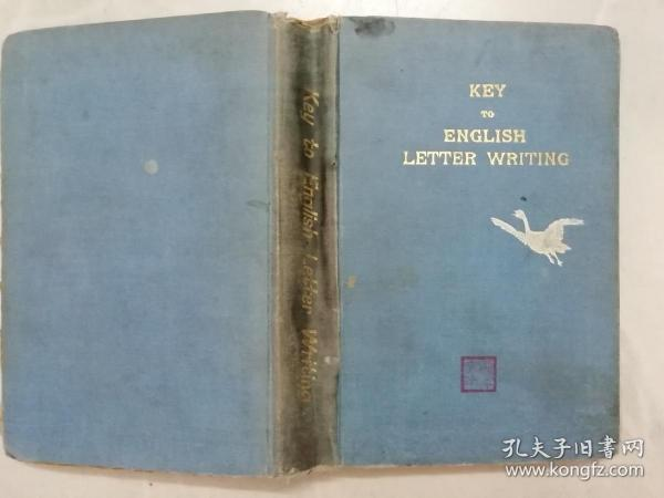 KEY TO ENGLISH LETTER WRITING (英文书翰论)