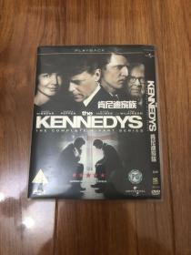 肯尼迪家族 三碟装 威信DVD9