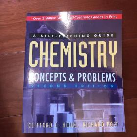 Chemistry:ConceptsandProblems:ASelf-TeachingGuide(WileySelf-TeachingGuides)