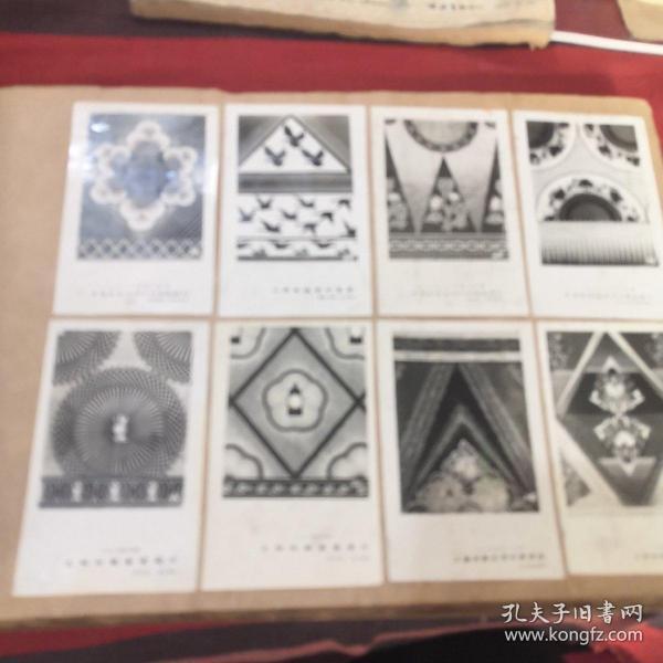 1968年 以来上海印染花布外销设计照片121张