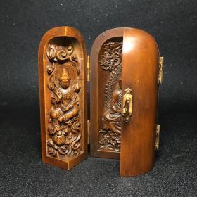 黄杨木雕刻的摆件  #捡漏#包邮#包退#收藏品#古玩#实拍#亏本#保真#