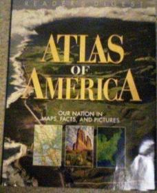 Atlas of North America: Space Age Portrait of a Continent