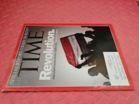 Time  February 14,2011  (英文原版,美国时代周刊) 最佳英语阅好英语学习资料|/英文原版杂志