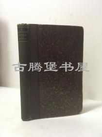 1894年英文原版/A Browning Primer: Being a Companion to the Pocket-Volume of Selections from the Poetical Works of Robert Browning!1/3皮面精装!