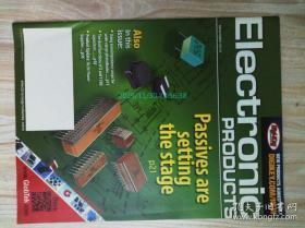 Electronic Products Magazine 电子产品原版外文杂志2014/11