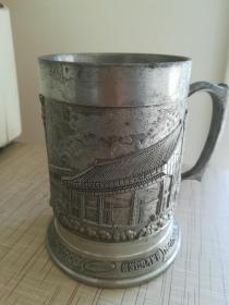 漂亮的外国浮雕杯子