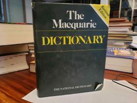 The Macquarie Dictionary: The National Dictionary