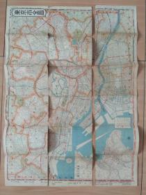 东京地图1931年