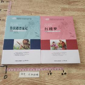 鲁滨逊漂流记+红楼梦(2册合售)