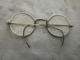 民国老眼镜
