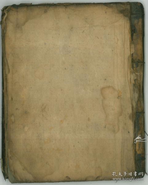 灵宝大法共计1册全,写本,年份好,大厚开本,书中有大量符咒及法术,内容少见,工整优美,比较清晰,有伤字,比较皱,共计65个筒子页,品相整体较佳。