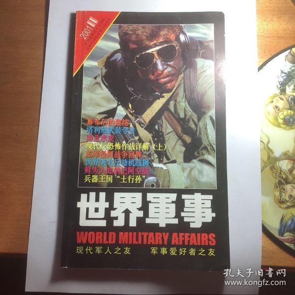 世界军事 2001 11