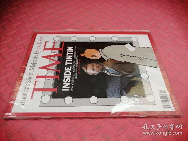 Time  October 31,2011(英文原版,美国时代周刊) 最佳英语阅好英语学习资料|/英文原版杂志