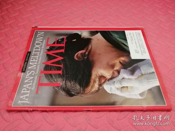 Time March 28,2011(英文原版,美国时代周刊) 最佳英语阅好英语学习资料|/英文原版杂志