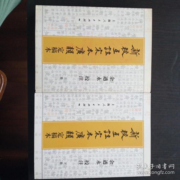 新校互注宋本广韵(定稿本)