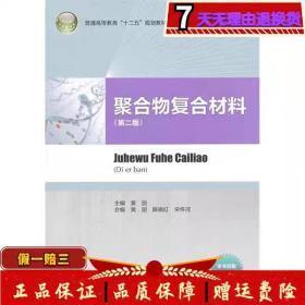 聚合物复合材料第二2版黄丽黄丽陈晓红宋怀河合编中国轻工业出版