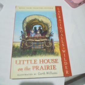 【英文版】LITTLE HOUSE ON THE PRAIRIE