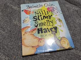 万叶堂 英文原版经典绘本 the silly slimy smelly hairy book