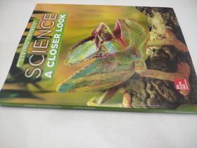 Science A Closer Look 科学 近距离观察 英文版 学生版四年级 生活里的生物 动物