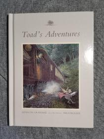 精装Toad's Adventure