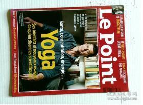 LE POINT 2018/01/04 N.2366 法国问题周刊 法语考级学习参考资料