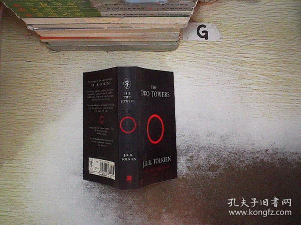 The Two Towers:The Lord of the Rings, Part 2  双塔:指环王,第2部分