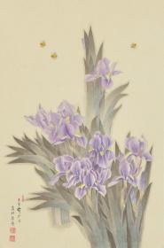 贾桂荣,天津市美术家协会会员,市老年书画研究会会员。