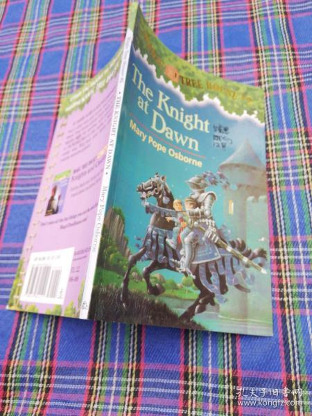 The Knight at Dawn (Magic Tree House #2)  神奇树屋系列2:黎明骑士 英文原版