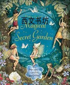 【包邮】2010年出版 Magical Secret Garden