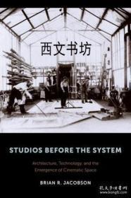 【包邮】2015年出版 Studios Before The System
