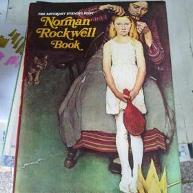 洛克威尔画集  英文原版