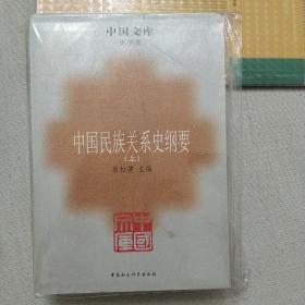 中国民族关系史纲要(上、下)